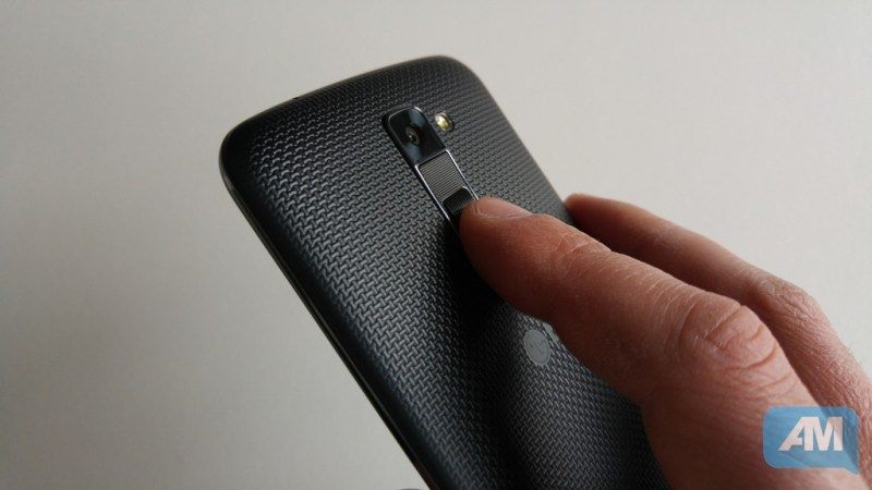 LG K10 Index Rear Key