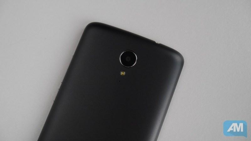 Acer Liquid Zest 4G Camera Noir