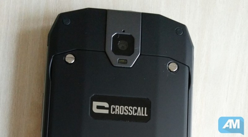 Crosscall Trekker-X2 Capteur Photo