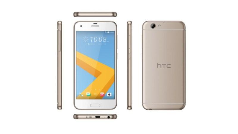 HTC One A9s Design