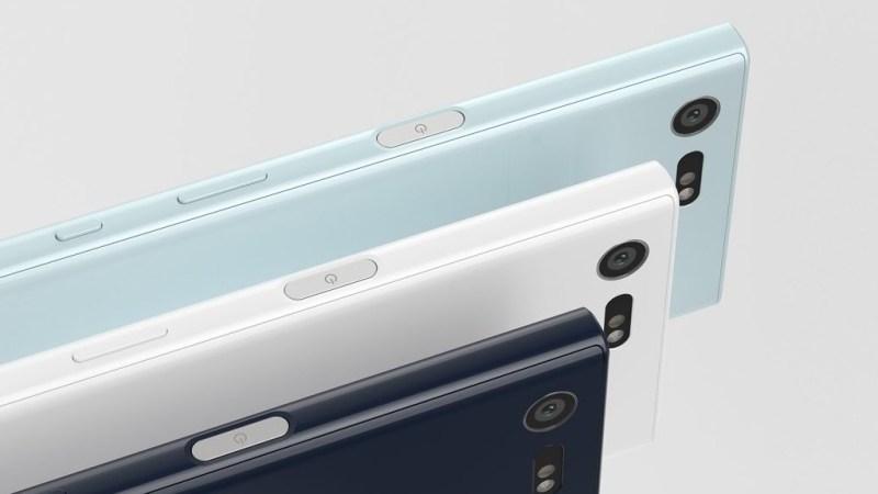 Sony Xperia X Compact Coloris