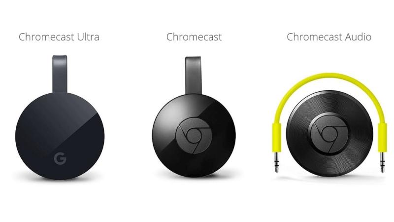 chromecast-family
