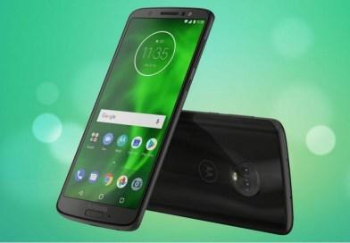 Motorola : Les Moto G6 , G6 Plus et G6 Play sont officiels