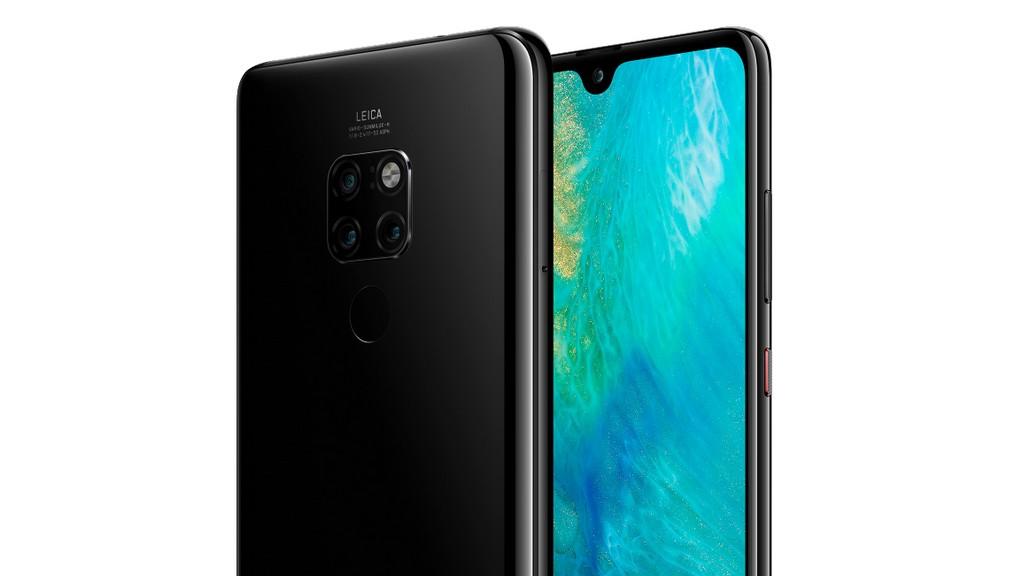 Huawei : Le Mate 20X est officiel avec un stylet