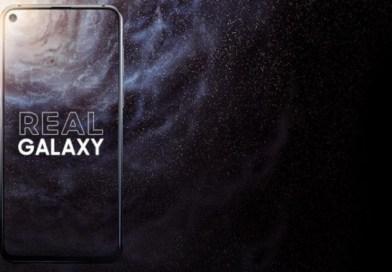 Samsung : Le Galaxy A8s est officiel