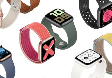 Apple : L'Apple Watch Serie 5 est officielle