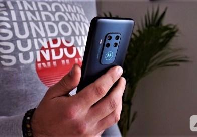 Test : Motorola One Zoom