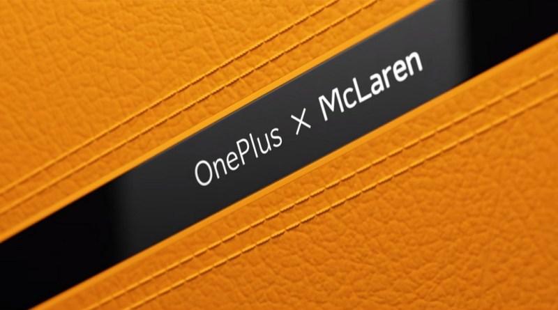OnePlus Concept One McLaren