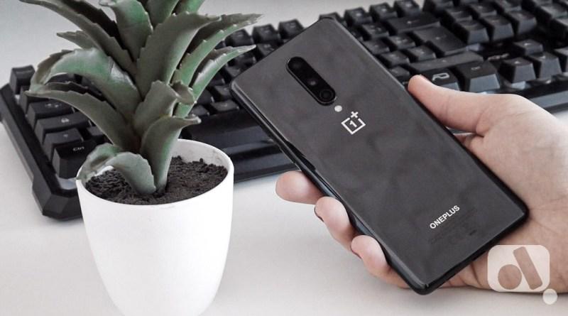 Test OnePlus 8