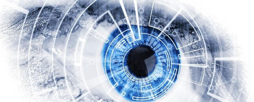 eyes retina