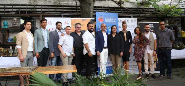 The 4th Annual Dominican Film Festival Press Conference