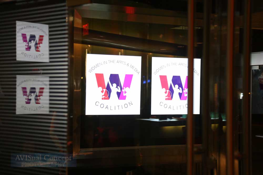 Women in the Arts & Media Coalition 2015 Collaboration Awards Gala, SVA Theatre