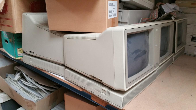 Vintage computers for sale or swap – vintage bits