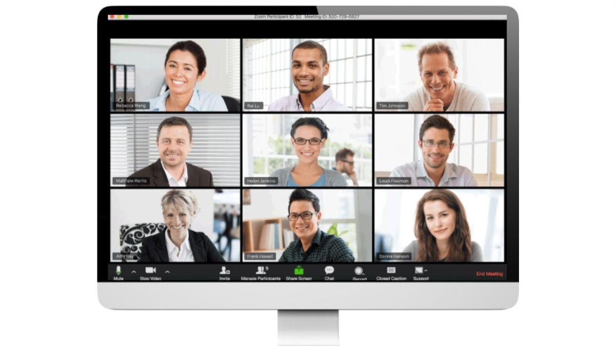 So verwischen Sie Ihren Hintergrund in Zoom Meeting - Avmo