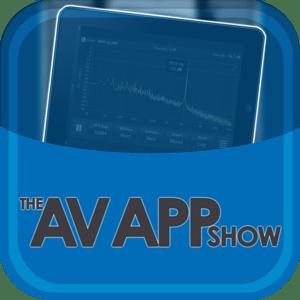 Logo for AVApp Show