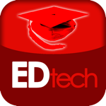 Logo for ED Tech Show