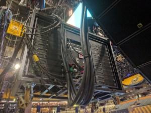 LA Arcade Fire stack