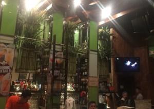 Cafe Havana inside