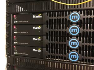 Martin lighting modules