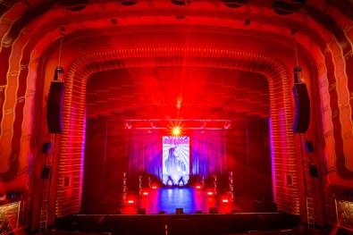 Capitol Sound chose Martin Audio's new array for Eddie Izzard tour