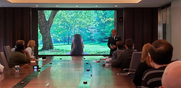 Samsung looks to push the boundaries of LED displays
