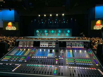 Gateway Church goes big with an All-DiGiCo console infrastructure