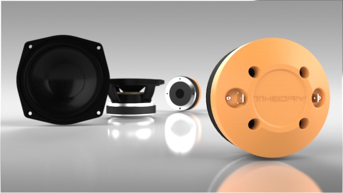 Theory Audio Design launches with the shipping of new speaker models