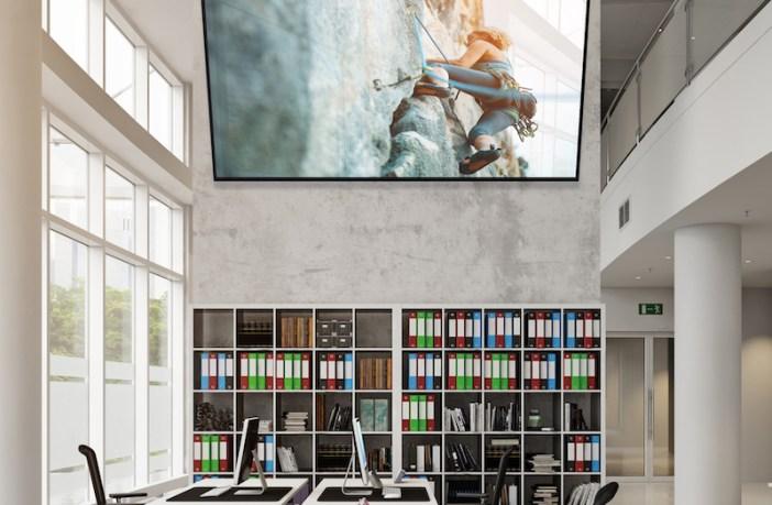 B-Tech unveils new universal flat screen mount