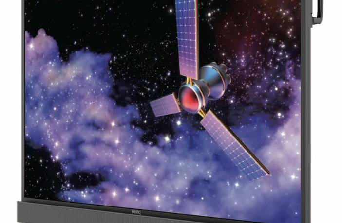 BenQ adds budget-friendly interactive flat panels to RM series
