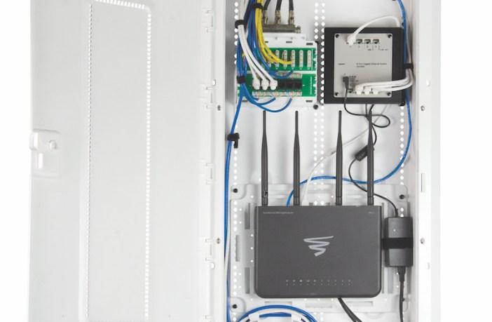 Legrand AV introduces new On-Q Wi-Fi-ready plastic enclosures