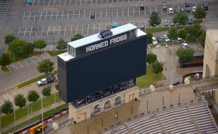 L-Acoustics helps TCU's Horned Frogs take a major leap in sound