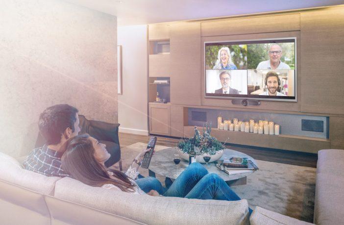 Crestron unveils HomeTime smart home conferencing platform
