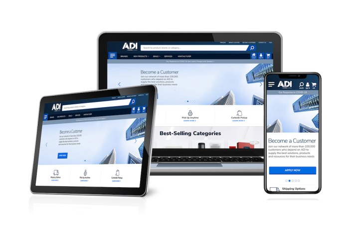 ADI launches new websites in U.S., Canada and Puerto Rico