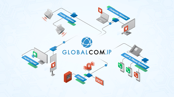 AtlasIED offers new online training courses for GLOBALCOM and IP Endpoints