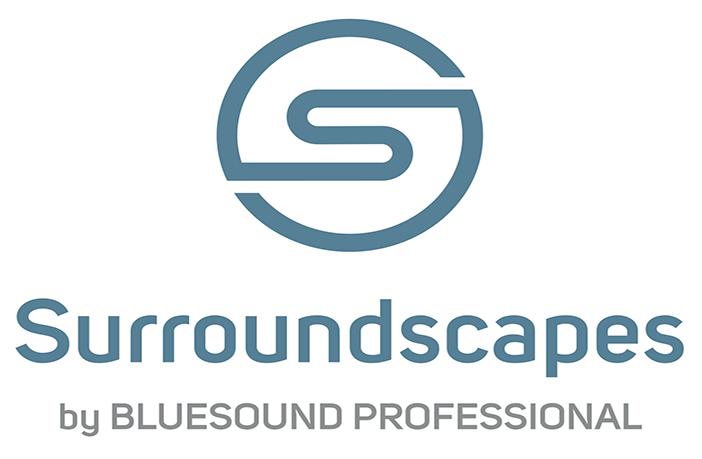 Bluesound Professional launches Surroundscapes