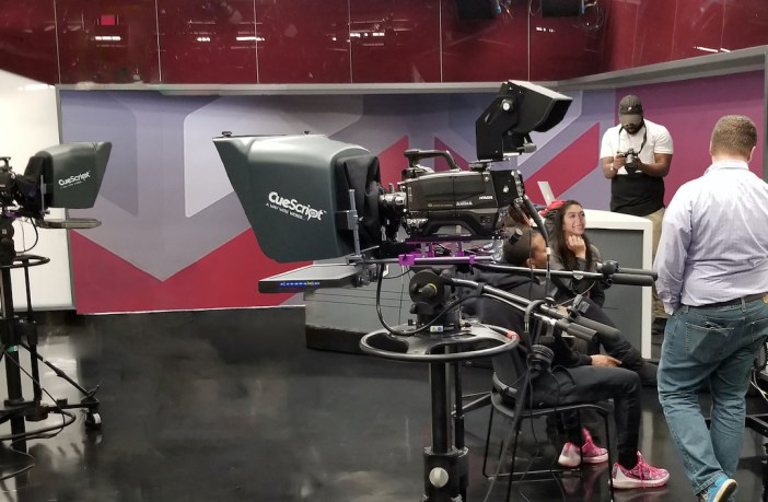 Hitachi 4K Cameras enhance hands-on broadcast production education at North Carolina Central University