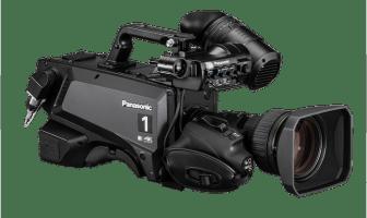 Panasonic the AK-UC3300 studio camera