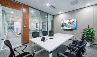 Extron, Poly partner on scalable meeting experiences