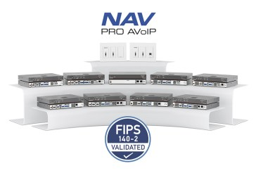 Extron Pro AV over IP