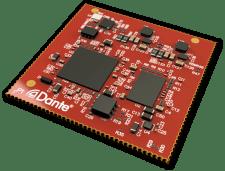 Dante AV module