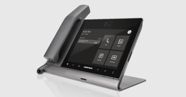 Crestron Flex Phones for Microsoft Teams