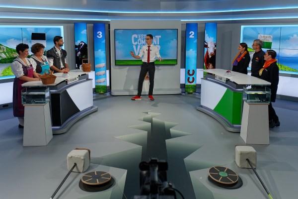 La télé Studio 2