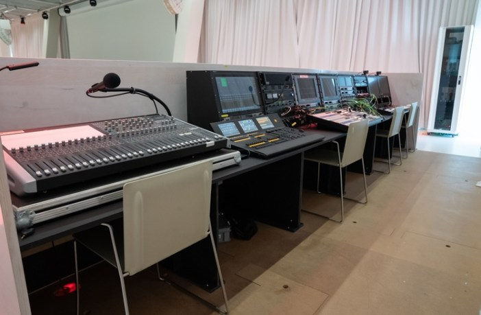 AV sound recording equipment