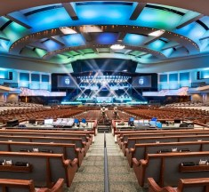 Prestonwood Baptist Church's Services Sing With DiGiCo Quantum7 Quartet