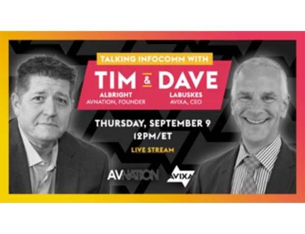 Talking InfoComm with Tim Albright and Dave Labuskes