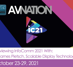 Previewing InfoComm 2021 With Scalable Display
