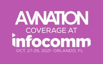 Infocomm 2021 AVNATIONCoverage