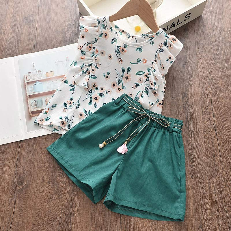 Cute Clothing Set for Girls