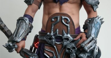 Fan Base Project 2015 - cosplay