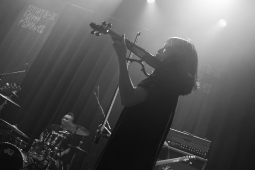 Vampillia @ State X New Forms 2016 - Fotografie: Francisca Hagen